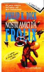 copertina di Nostri amici da Frolix 8