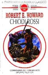 copertina di Chiodi Rossi