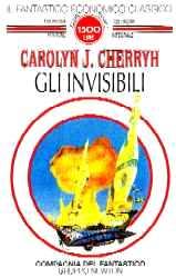 copertina di Gli invisibili