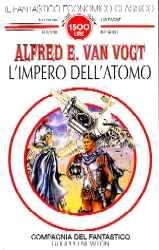 copertina di L'impero dell'atomo