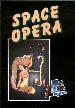 copertina di Space Opera 7