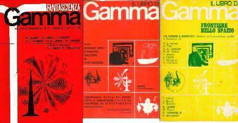 copertina di Gamma quattro anno secondo volume secondo