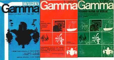 copertina di Gamma cinque anno secondo volume secondo