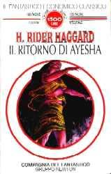 copertina di Il ritorno di Ayesha