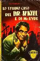 copertina di Lo strano caso del Dr. Jekyll e di Mr. Hyde