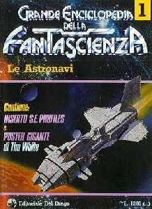 copertina di Le Astronavi