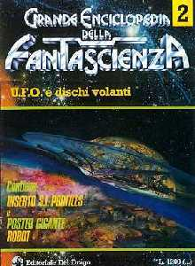 copertina di U.F.O. e dischi volanti