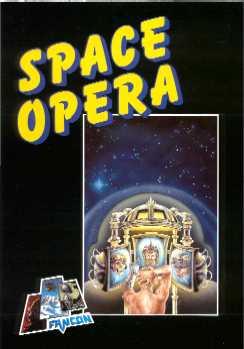copertina di Space Opera 8