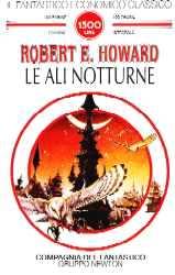 copertina di Le Ali Notturne