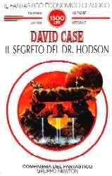 copertina di Il segreto del Dr. Hodson