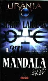 copertina di Il 37° mandala