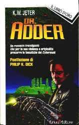copertina di Dr. Adder