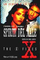 copertina di un volume della collana The X Files