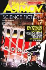 copertina di Isaac Asimov Science Fiction Magazine 18.ns