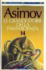 copertina di Le grandi storie della fantascienza 14