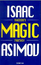 copertina di Magic