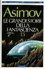 copertina di Le grandi storie della fantascienza 15