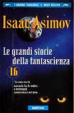 copertina di Le grandi storie della fantascienza 16