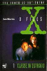 copertina di un volume della collana X Files