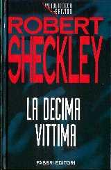 copertina di La decima vittima
