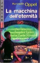copertina di un volume della collana Junior Fantascienza