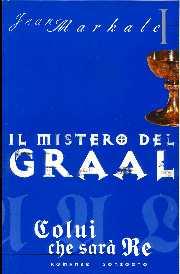 copertina di un volume della collana Il Mistero del Graal