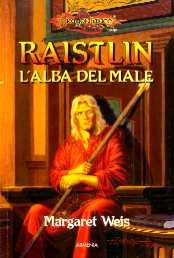 copertina di un volume della collana Le Cronache di Raistlin