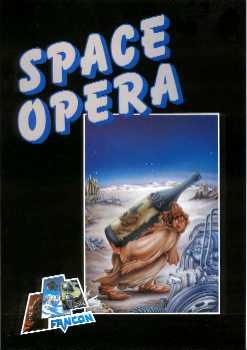 copertina di Space Opera 10