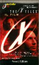 copertina di The X Files. Il film