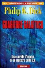 copertina di Guaritore galattico