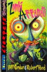 copertina di un volume della collana Creepers