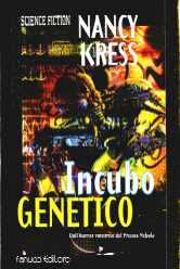 copertina di Incubo genetico