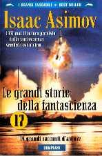 copertina di Le grandi storie della fantascienza 17