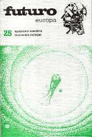 copertina di Futuro Europa 25