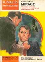 copertina di un volume della collana Il Giallo Mondadori