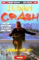 copertina di Crash