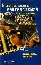 copertina di un volume della collana Storia del Cinema di Fantascienza