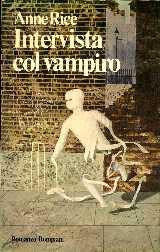 copertina di Intervista col vampiro