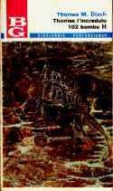copertina di Thomas l'incredulo 102 bombe H