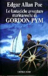 copertina di Le fantastiche avventure marinaresche Gordon Pym