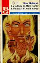 copertina di La ballata di Alain Hardy L'odissea di Alain Hardy