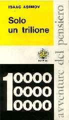 copertina di Solo un Trilione