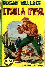 copertina di un volume della collana I Romanzi del Disco Giallo
