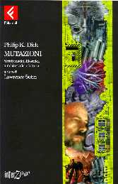 copertina di un volume della collana InterZone