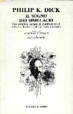 copertina di Philip K. Dick Il sogno dei simulacri