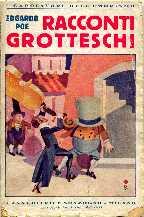 copertina di un volume della collana I Capolavori dell'Umorismo