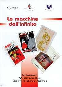 copertina di Le macchine dell'infinito