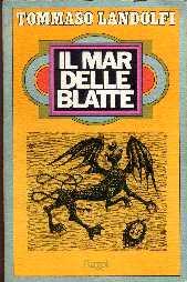 copertina di un volume della collana Opere di Tommaso Landolfi
