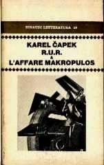 copertina di un volume della collana Letteratura