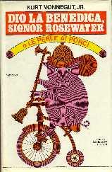 copertina di Dio la benedica, signor Rosewater o Le Perle ai porci